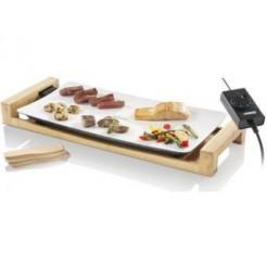 Princess 103030 Table Chef Pure Bakplaat met Bamboe Onderstel